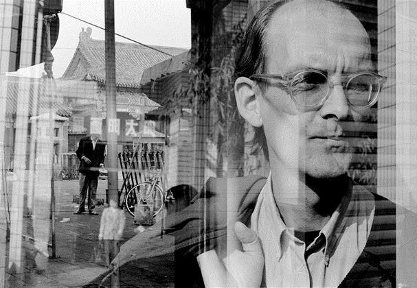 Thomas Fuesser, Hans van Dijk (Beijing 1993). Courtesy ShanghART Gallery Shanghai.