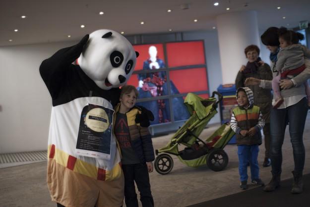 OBA Kung Fu Panda