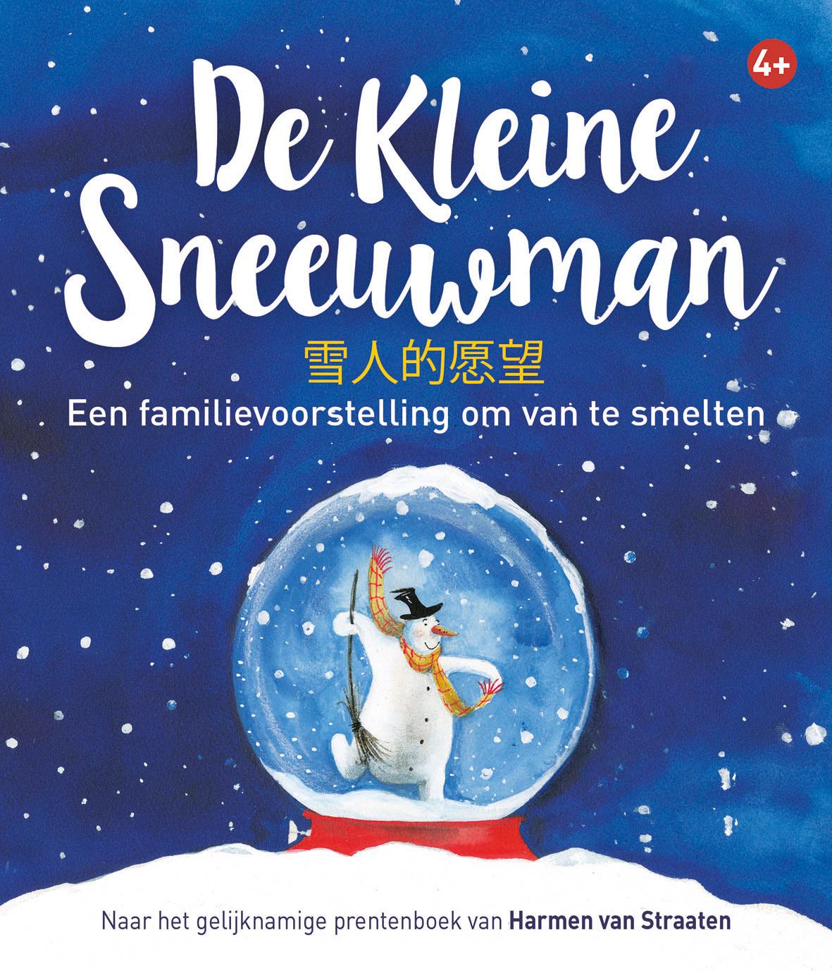 De-Kleine-Sneeuwman