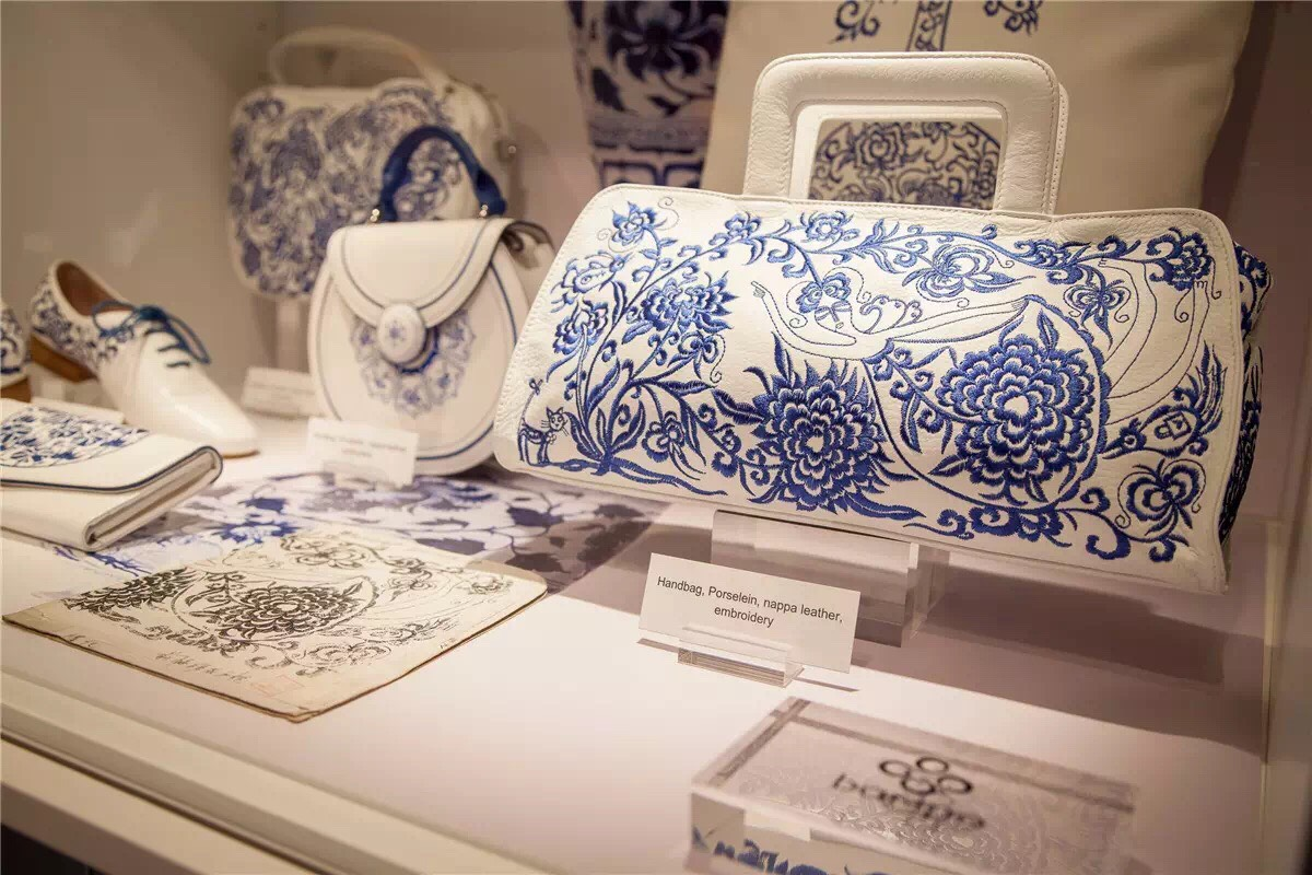 Bampo porcelain