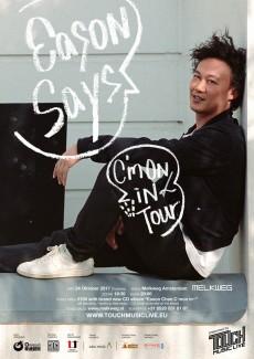 Eason Chan says C'mon in ~ Tour @ Melkweg | Amsterdam | Noord-Holland | Netherlands