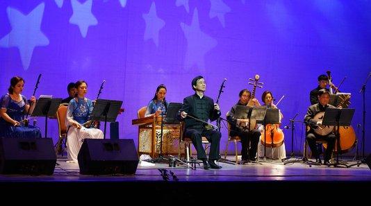 Jasmine Chinese Music Ensemble