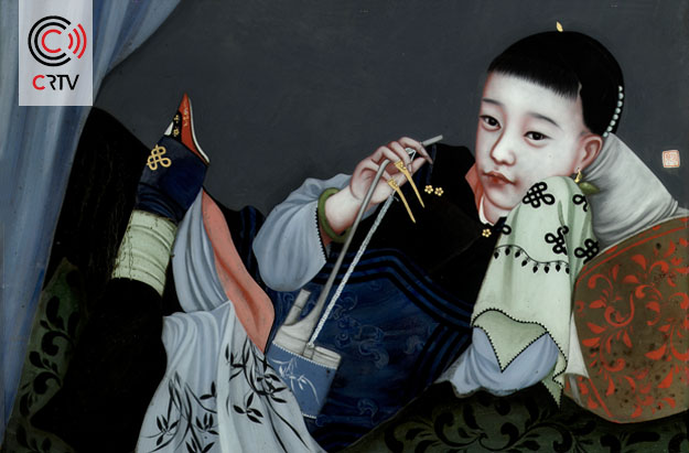 Chinese erotische kunst - jonge prostituee