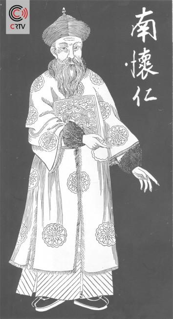 Chinees Portret Ferdinand Verbiest