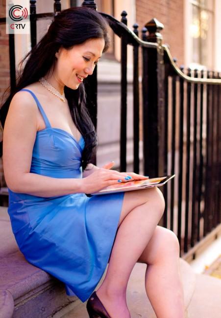 Bekende Chinese Nederlander Lulu Wang