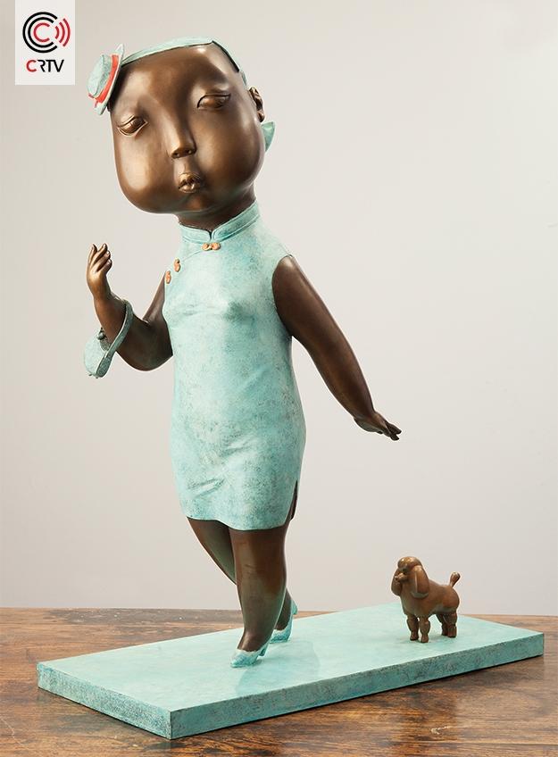 'Shanghai Girl' van Wu Jia Hui