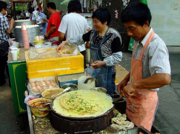 Jianbing Guozi (煎饼果子)