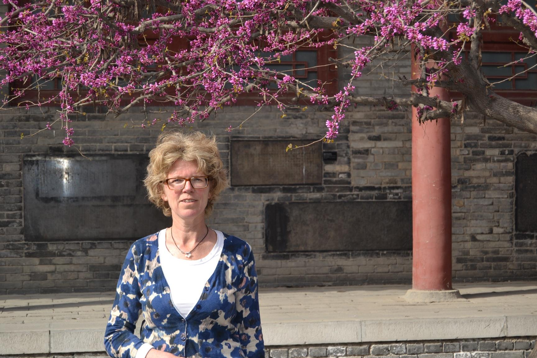 """""""Xi'an - een stad die in de afgelopen dertig jaar erg is veranderd, ten goede vind ik."""""""
