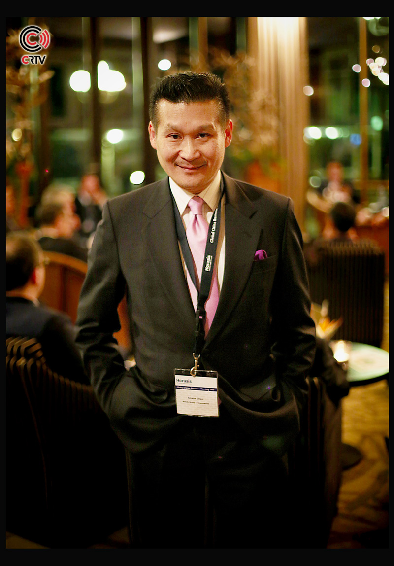 Anson Chan, chairman of Bonds Group of Companies