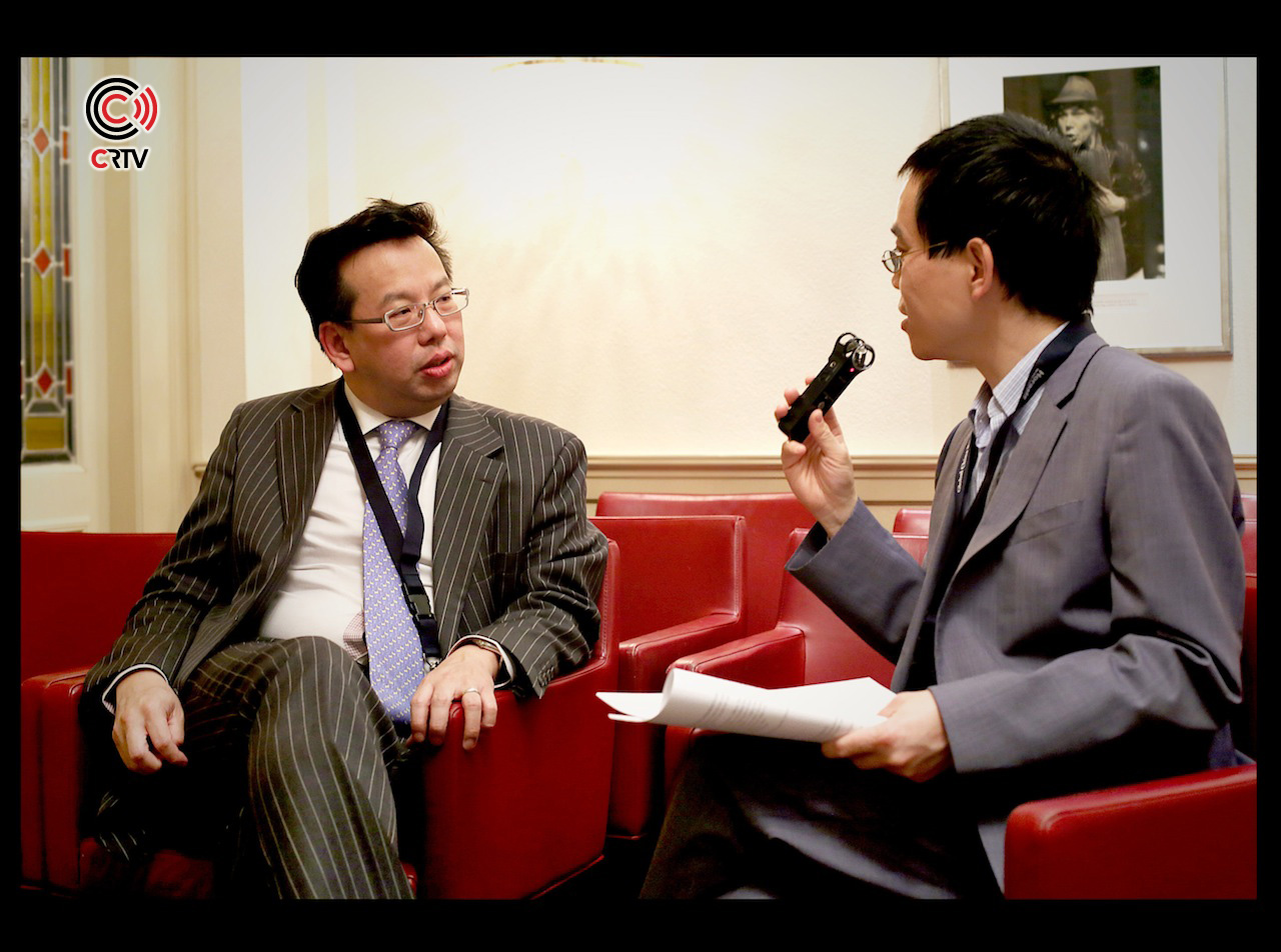 Anthony Chan, chairman of New Line Capital Investment