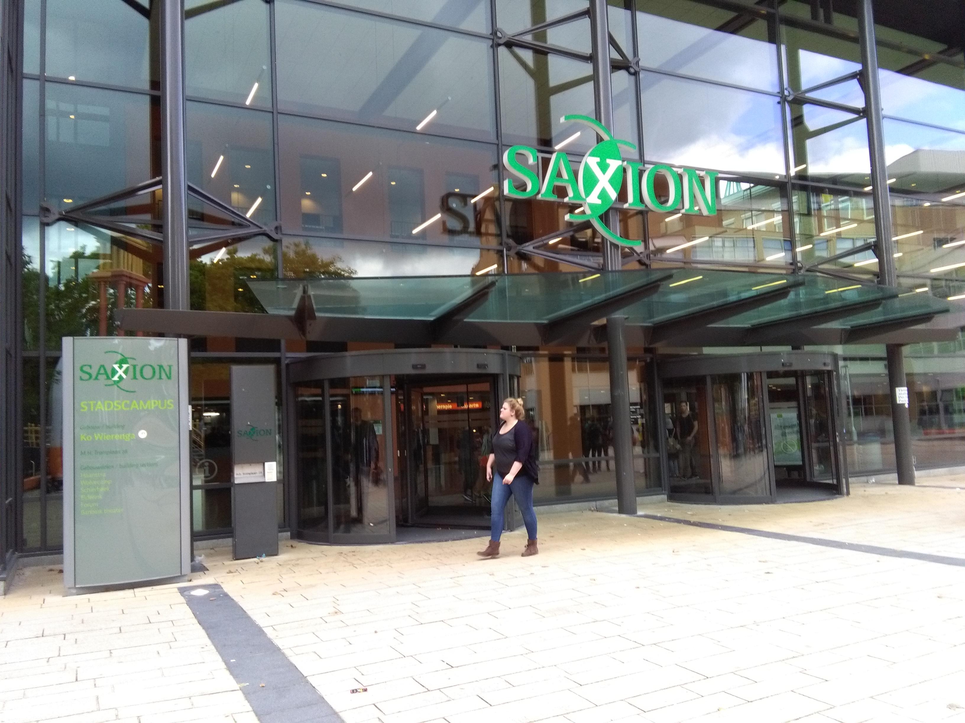 Saxion in Enschede