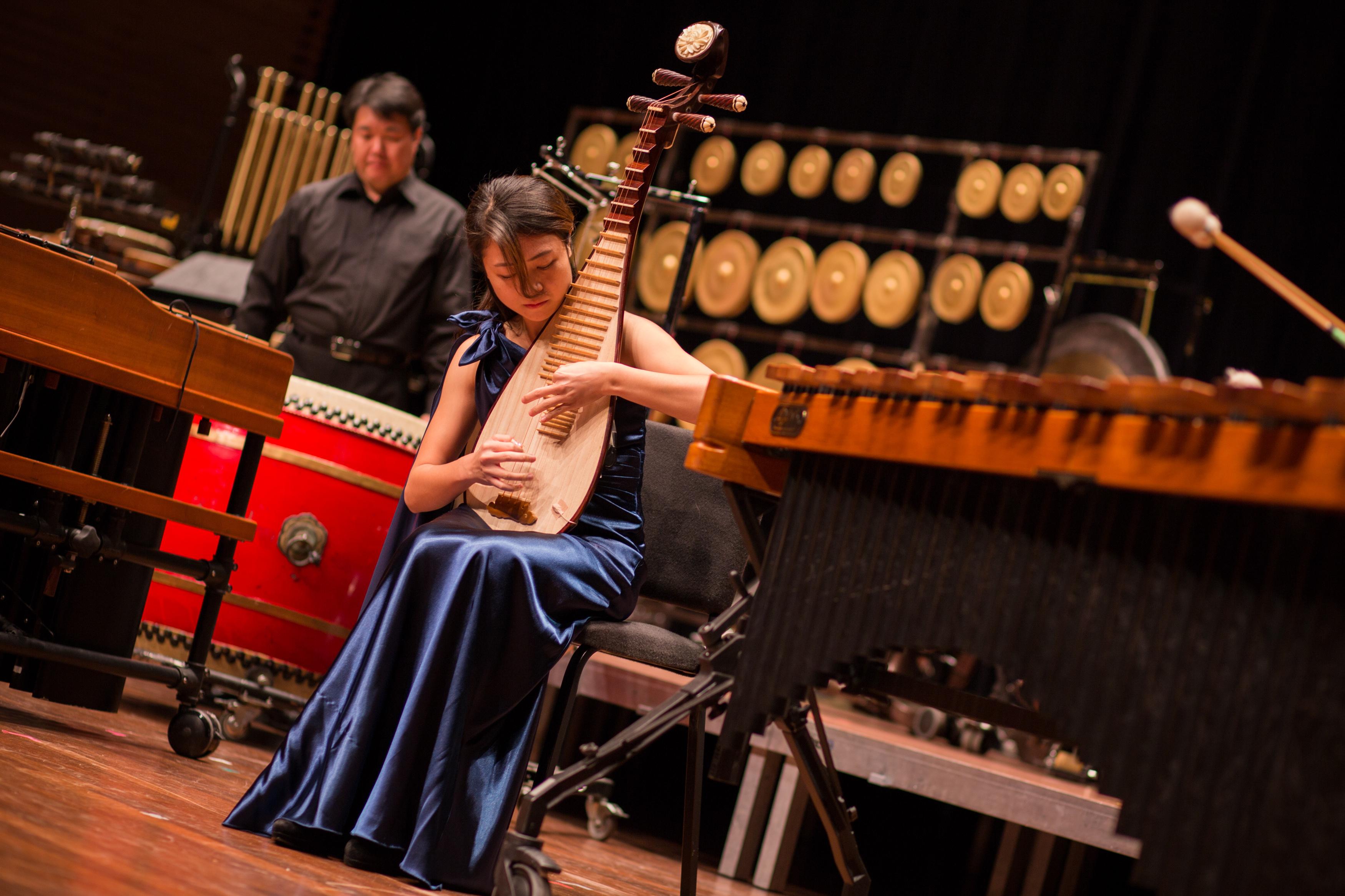 Ju Percussion Group (photo by Martina Simkovicova/Muziekgebouw aan 't IJ)