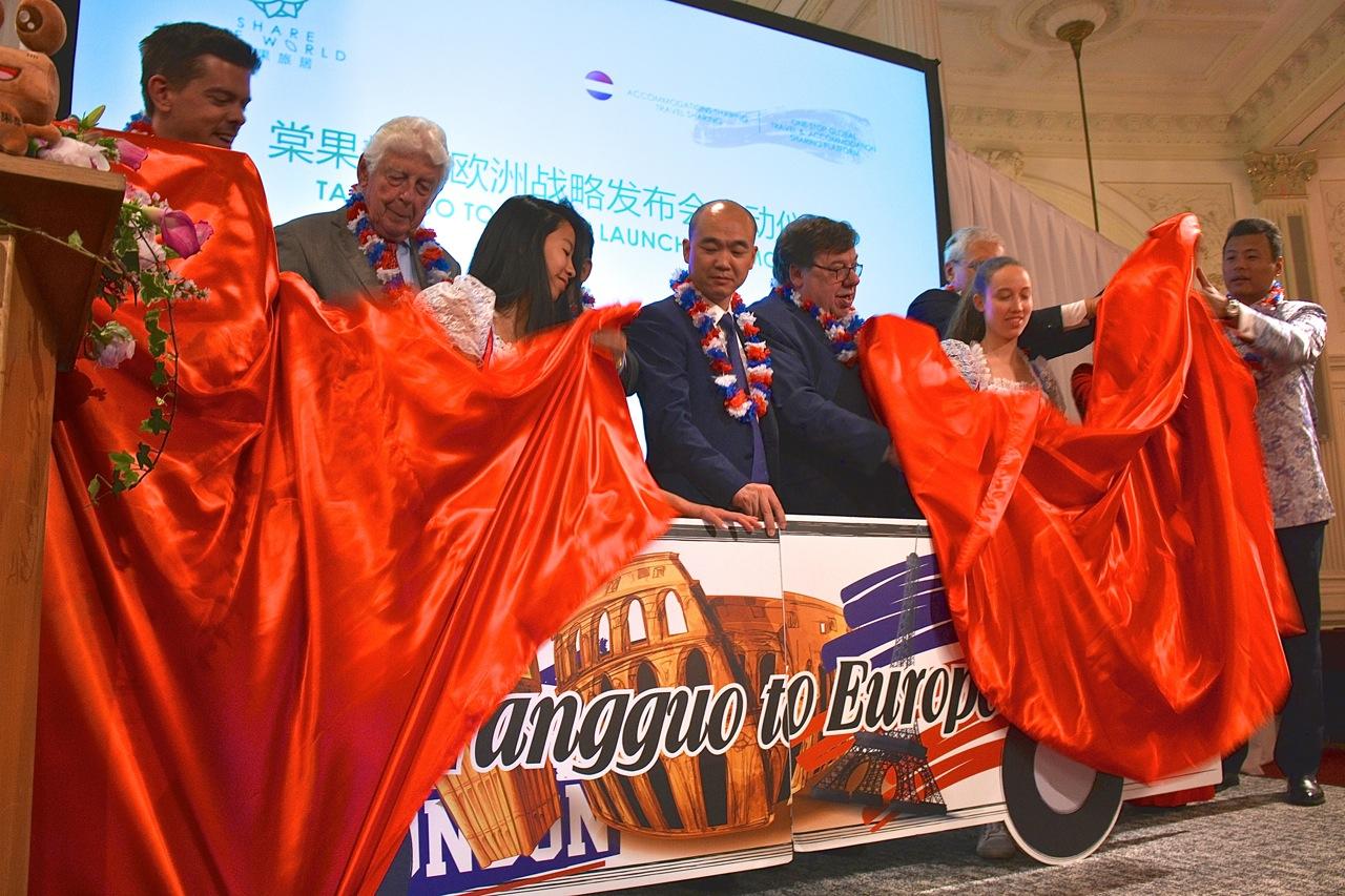 Opening Tangguo to Europe