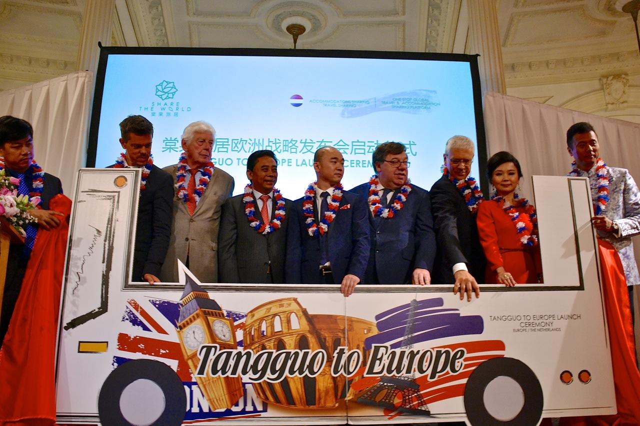 Tangguo to Europe