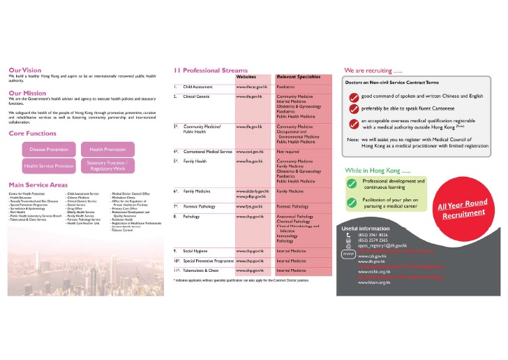 Hong Kong_Department of Health leaflet (page 1)
